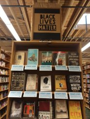 Photo from Rosette Royale taken at Powells Bookstore